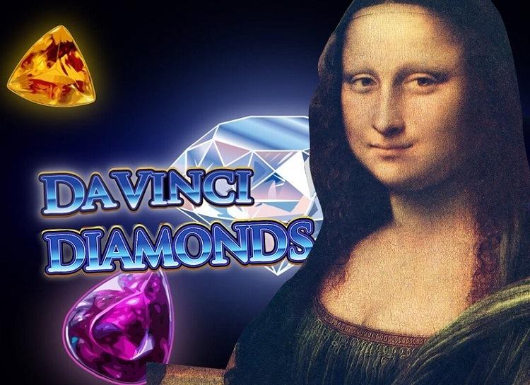 Da Vinci Diamonds slot machine free