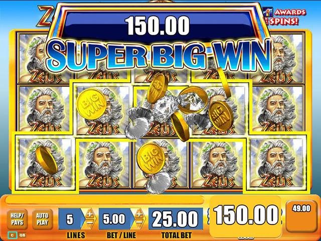 Zeus Slot Zeus Slot Machine WMS