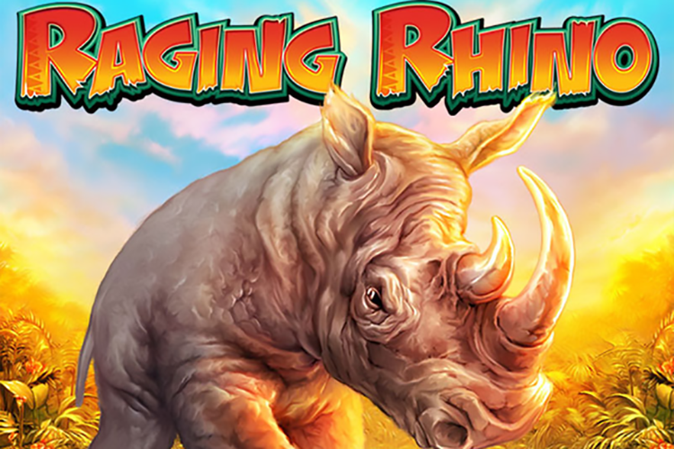 Raging Rhino Slot WMS