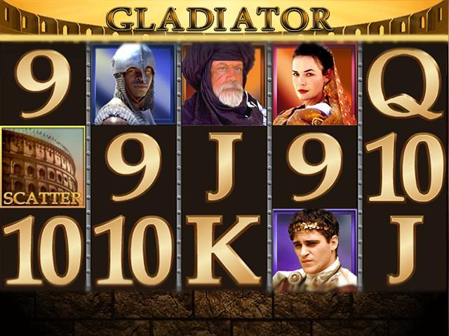 Gladiator Slot Playtech