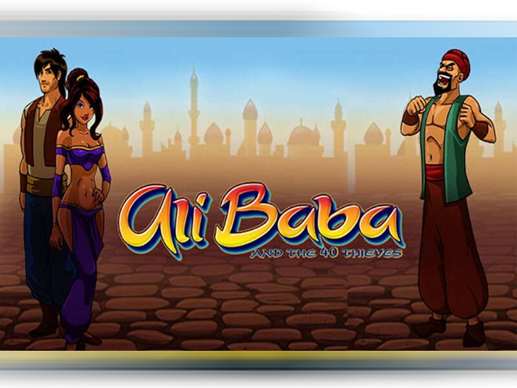 Ali Baba Slot Leander Games