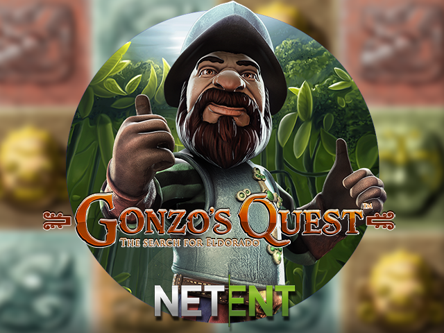 Gonzo's Quest Paytable