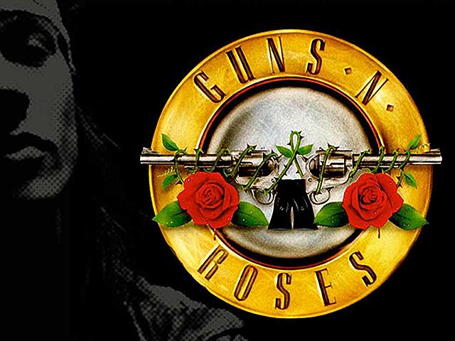 Guns N' Roses Slot NetEnt