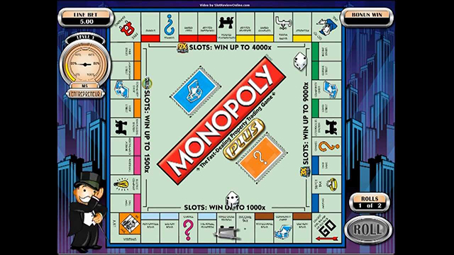 Monopoly Slot IGT